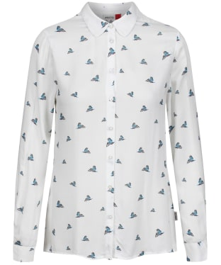 Women's Musto Kingfisher Printed Shirt