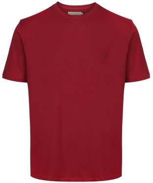 Men's R.M. Williams Parson T-Shirt - Ruby