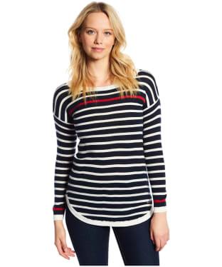 Women's Dubarry Abbeyside Sweater - Navy Multi