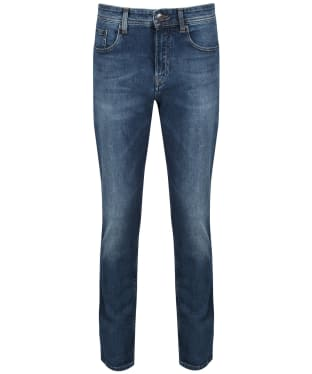 Men's Timberland Squam Lake Stretch Denim Jeans - Mid Scrub