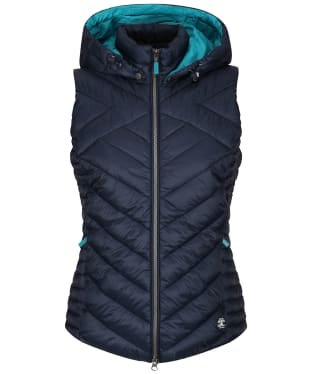 Women's Barbour Pentle Padded Gilet - Navy