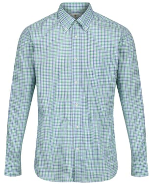 Men's Alan Paine Goldthorpe Shirt - Green Check
