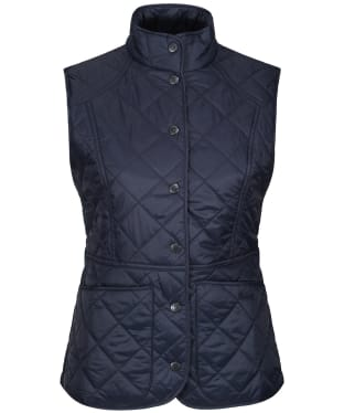 Women's Barbour x Sam Heughan Chester Gilet - Navy
