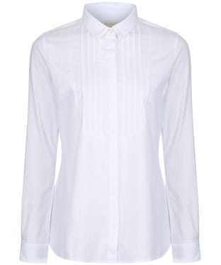 Women's Barbour x Sam Heughan Livingstone Shirt - White
