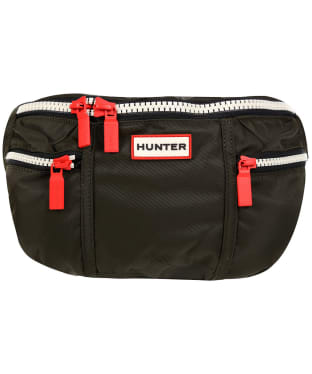 Hunter Original Nylon Bum Bag - Dark Olive