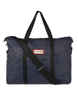 Hunter Original Weekender Bag - Navy