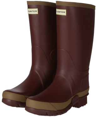 Women's Hunter Field Gardener Boots - Dulse