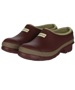 Women's Hunter Gardener Clogs - Dulse