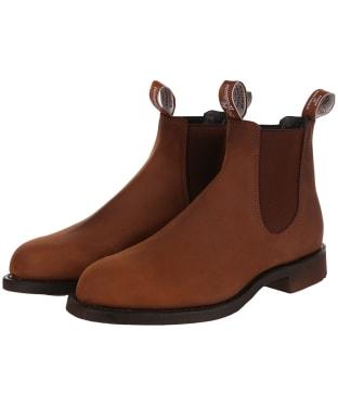 Men's R.M. Williams Gardener Boots - Bark