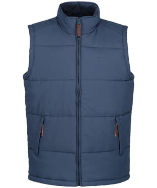Men's R.M. Williams Patterson Creek Vest - Blue
