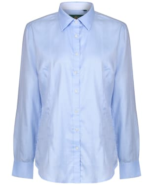Women's Alan Paine Bromford Shirt - Baby Blue