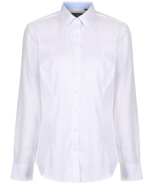 Women's Alan Paine Bromford Shirt - White