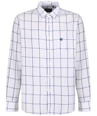 Men's Alan Paine Ilkley Shirt - Blue 2