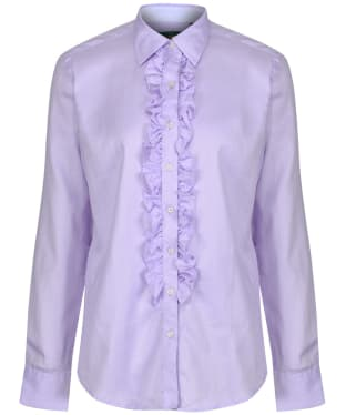 Women's Alan Paine Bromford Blouse - Lilac