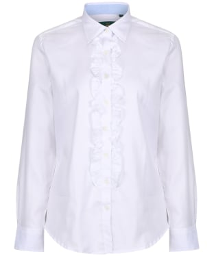 Women's Alan Paine Bromford Blouse - White