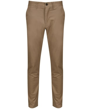 Men's Crew Clothing Slim Fit Chinos - Tan