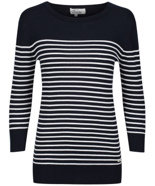 Women's Dubarry Dunraven Sweater - Navy