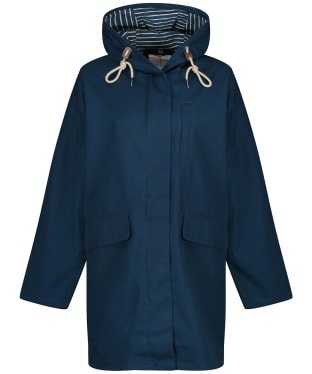 Women's Seasalt Beachcombing Waterproof Jacket - Dark Eden