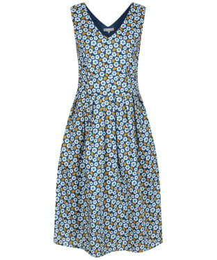 Women's Seasalt Picnic Spot Dress - Swatch Floral Light Squid
