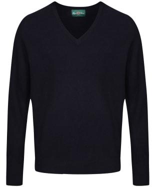 Men's Alan Paine Burford V-neck Pullover Sweater