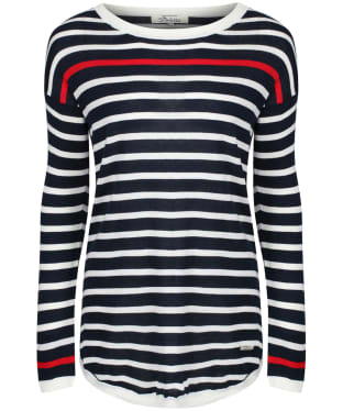 Women's Dubarry Abbeyside Sweater - Navy Multi