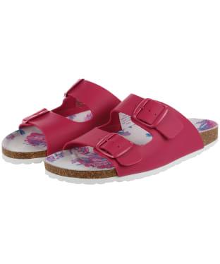 Women's Joules Penley Sandals - Pastel Pink