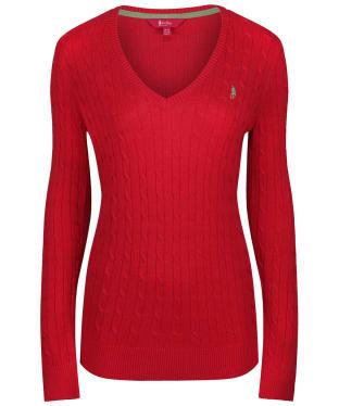 Women's Jack Murphy Katie Sweater - Glow