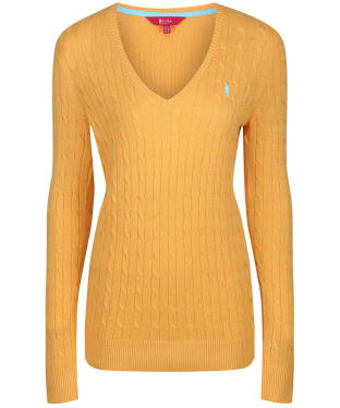 Women's Jack Murphy Katie Sweater - Lemon Drop