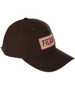 Men's Filson Logger Cap - Brown