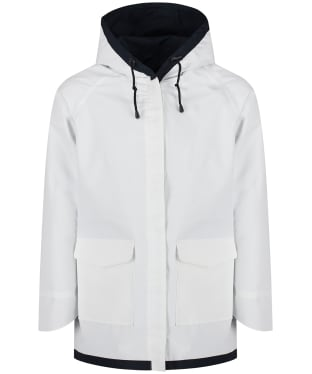 Women's Seasalt Waterproof Reversible Raincoat - Plume