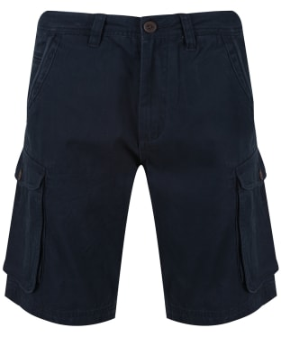 Men's Crew Clothing Woodacombe Cargo Shorts - Dark Navy