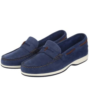 Women's Dubarry Sardinia Moccasins - Denim