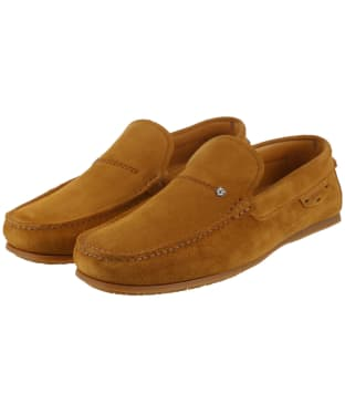 Men's Dubarry Tobago Loafers - Cognac