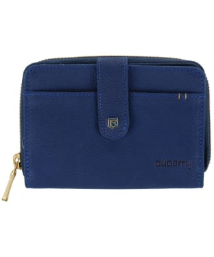Dubarry Portrush Leather Wallet - Royal Blue