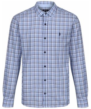 Men's Jack Murphy Monty Shirt - Blue Field