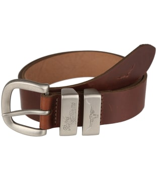 Men's R.M. Williams Vesta Drover Belt - Cigar
