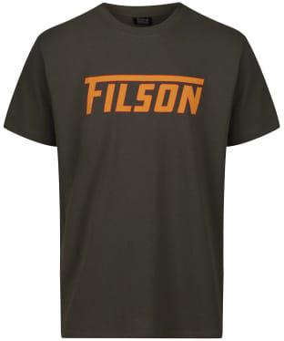 Men's Filson Outfitter Tee - Otter Green
