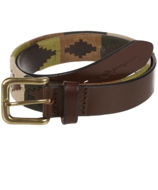 pampeano Leather Polo Belt - Valiente