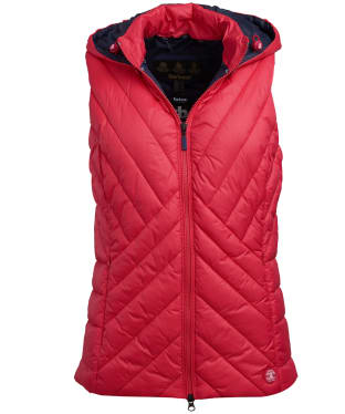 Women's Barbour Rowlock Gilet - Lobster