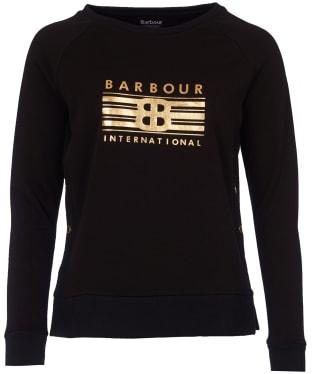Women's Barbour International Cortina Overlayer