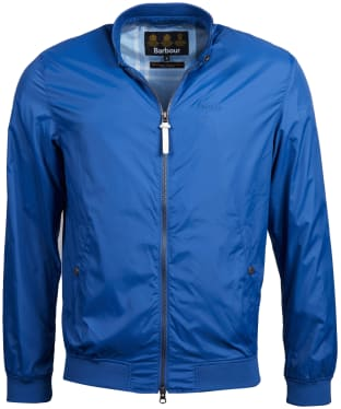 Men's Barbour Thirlmere Casual Jacket - Loch Blue
