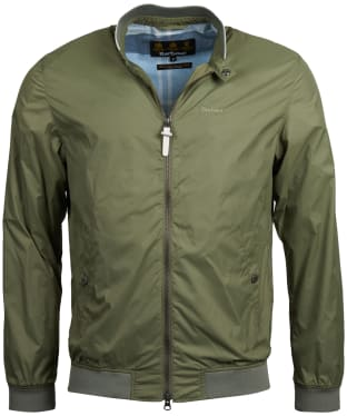 Men's Barbour Thirlmere Casual Jacket - Light Moss