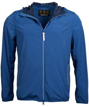 Men's Barbour Crummock Casual Jacket - Loch Blue