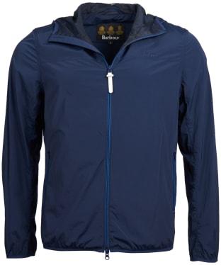 Men's Barbour Crummock Casual Jacket - Navy