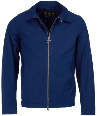 Men's Barbour Essential Casual Jacket - French Navy