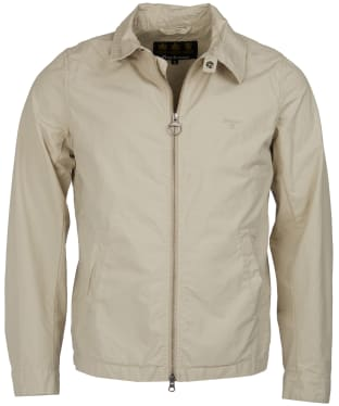 Men's Barbour Essential Casual Jacket - Mist
