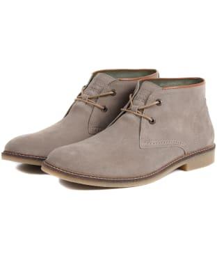 Men's Barbour Kalahari Desert Boots - Stone