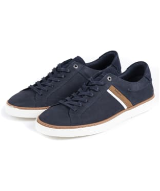 Men's Barbour Arrow Trainers - Navy