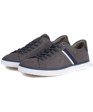 Men's Barbour Arrow Trainers - Stone