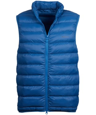 Men's Barbour Bretby Gilet - Loch Blue